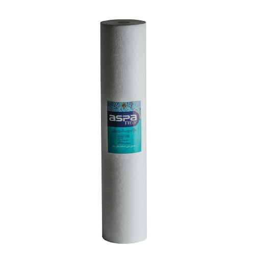 فیلتر الیافی 20 اینچ جامبو آسپا (Aspa) 10 میکرون