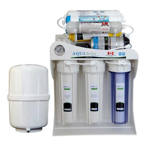 دستگاه تصفیه آب خانگی آکوآ اسپرینگ (Aqua Sping) مدل NF-SF4400