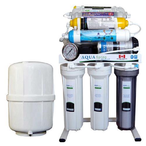 دستگاه تصفیه آب خانگی آکوآ اسپرینگ (Aqua Spring) مدل RO-AF2200