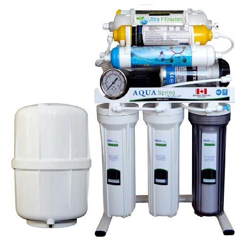 دستگاه تصفیه آب خانگی آکوآ اسپرینگ (Aqua Spring) مدل RO-AF1600