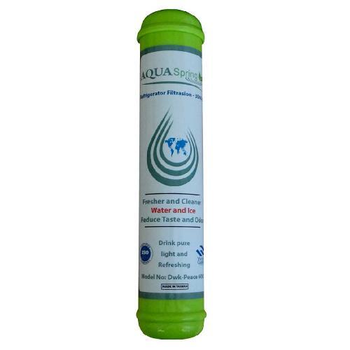 فیلتر یخچال ساید بای ساید آکوآ اسپرینگ (Aqua Spring) مدل DWK -PEACE600