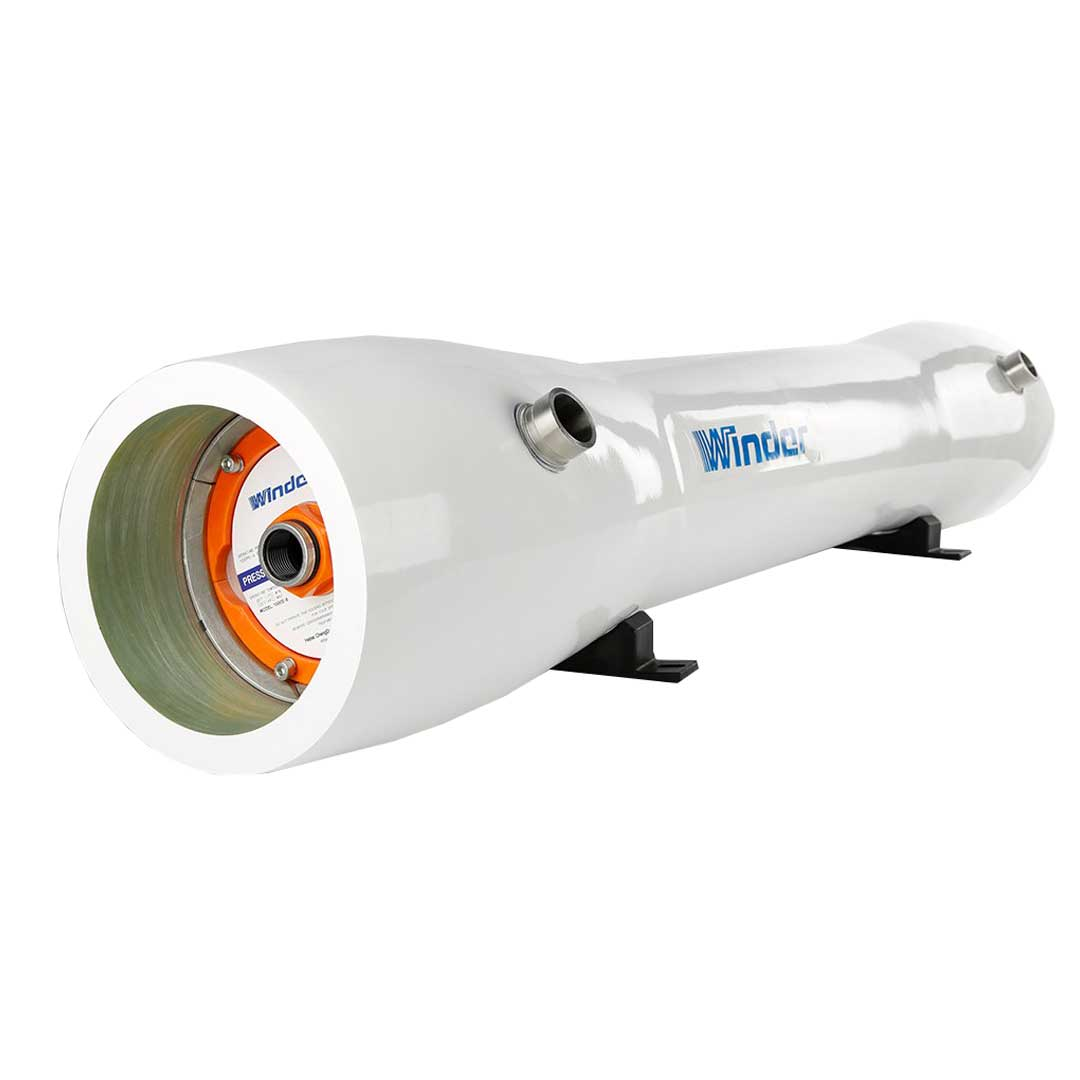 پرشروسل 8 اینچ سه المانه ساید پورت وایندر (Winder) 300 psi