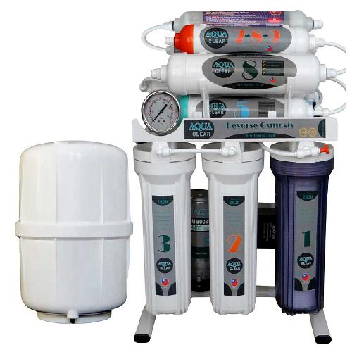 دستگاه تصفیه آب خانگی آکوآ کلیر مدل NEWDESIGN 2020 - ALN10