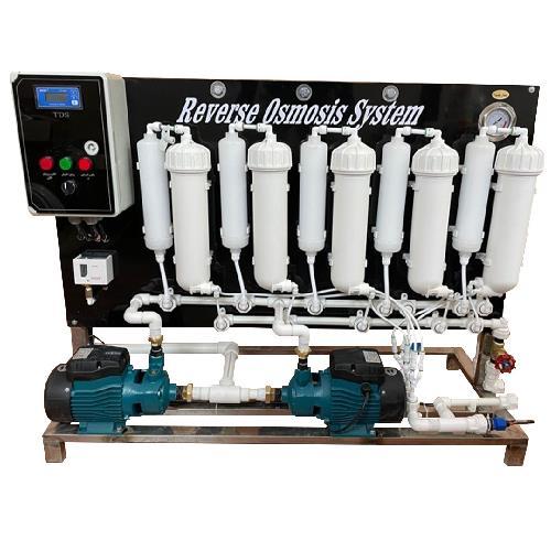دستگاه تصفیه آب نیمه صنعتی 2000 گالن