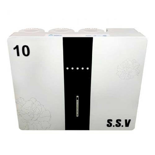 دستگاه تصفیه آب خانگی اس اس وی (SSV) مدل Atlantic X1000