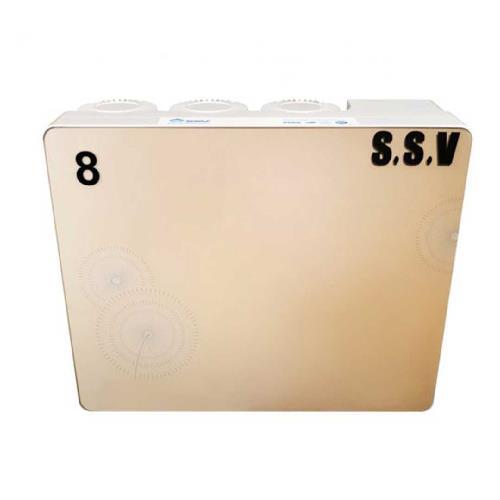 دستگاه تصفیه آب خانگی اس اس وی (SSV) مدل Aramis X 800