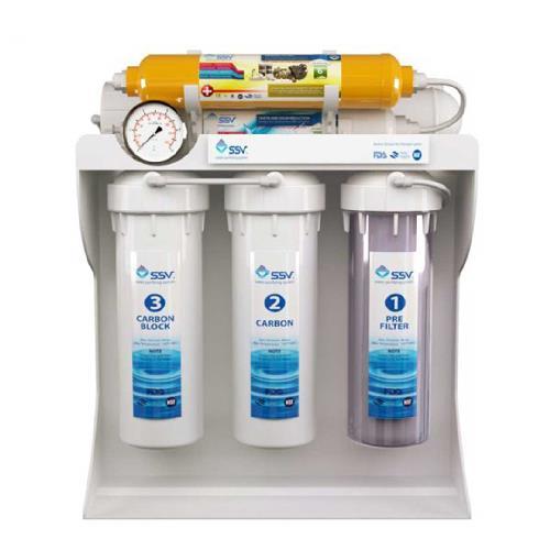 دستگاه تصفیه آب خانگی اس اس وی (SSV) مدل UltraPro X600