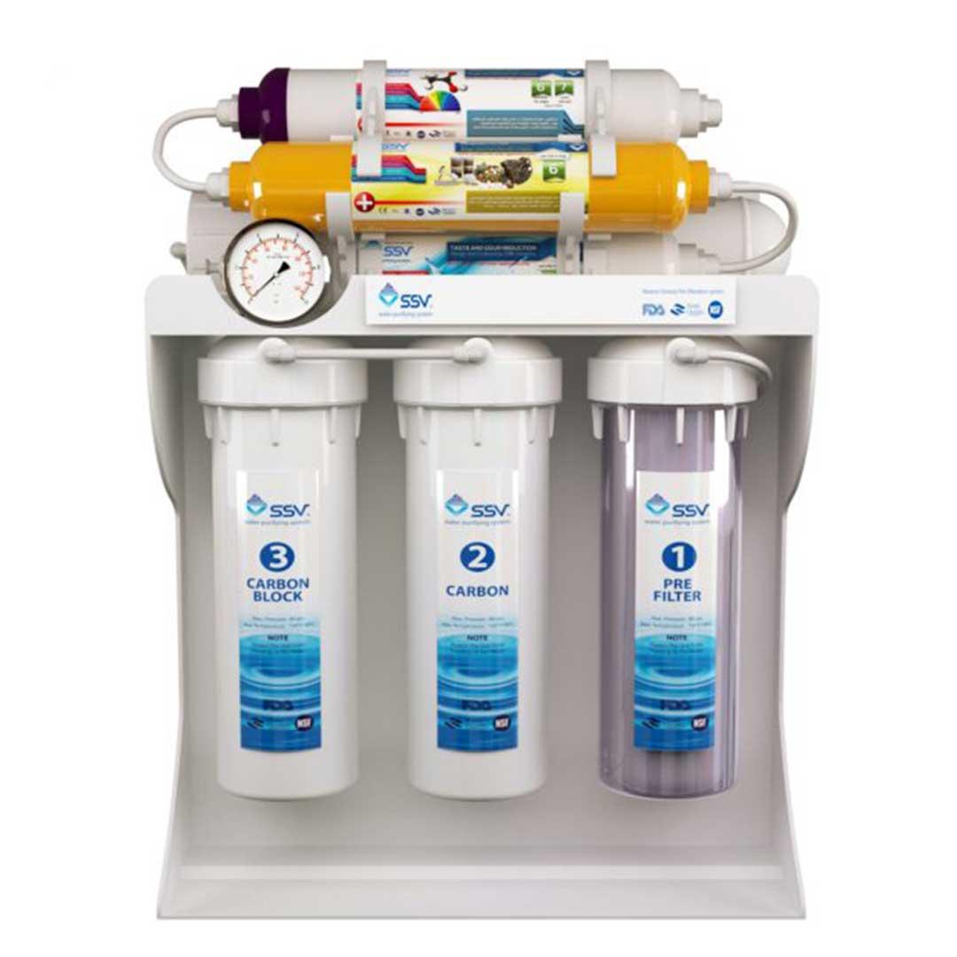 دستگاه تصفیه آب خانگی اس اس وی (SSV) مدل UltraPro X700