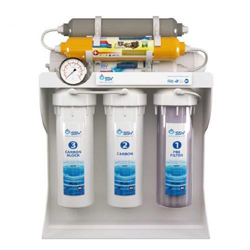 دستگاه تصفیه آب خانگی اس اس وی (SSV) مدل UltraPro X830