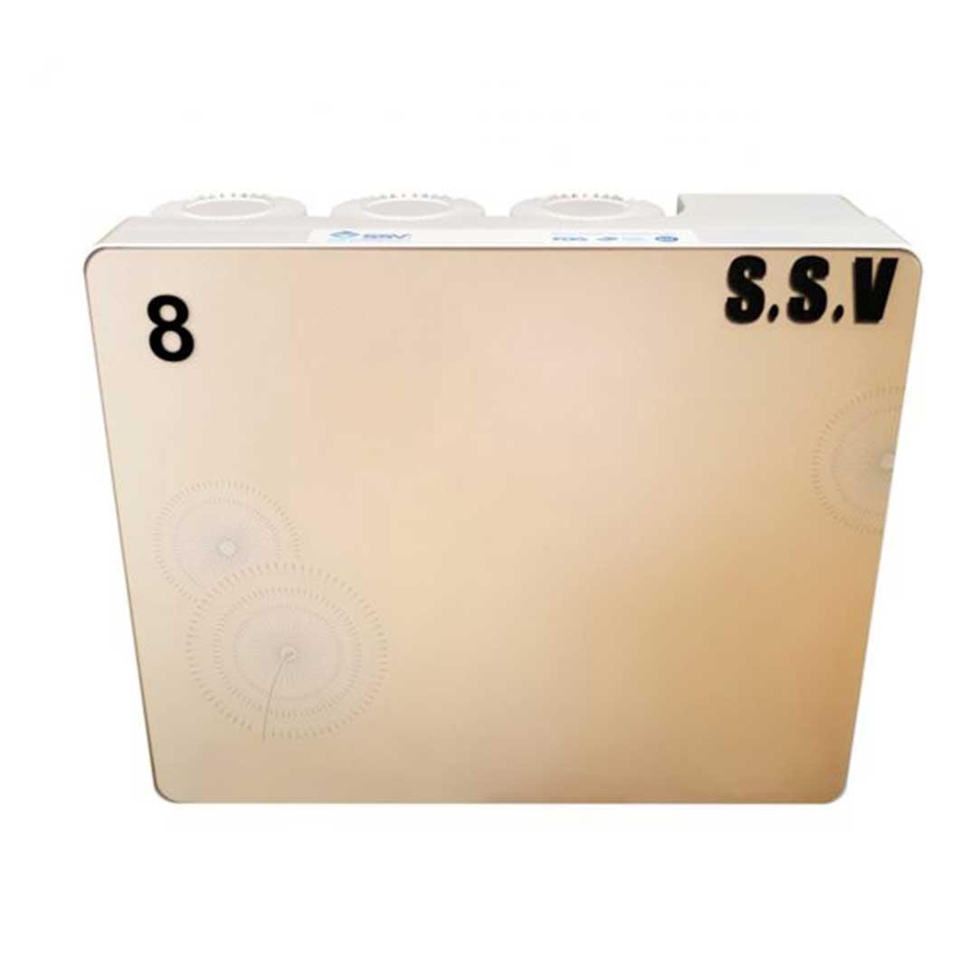 دستگاه تصفیه آب خانگی اس اس وی (SSV) مدل Aramis X 830