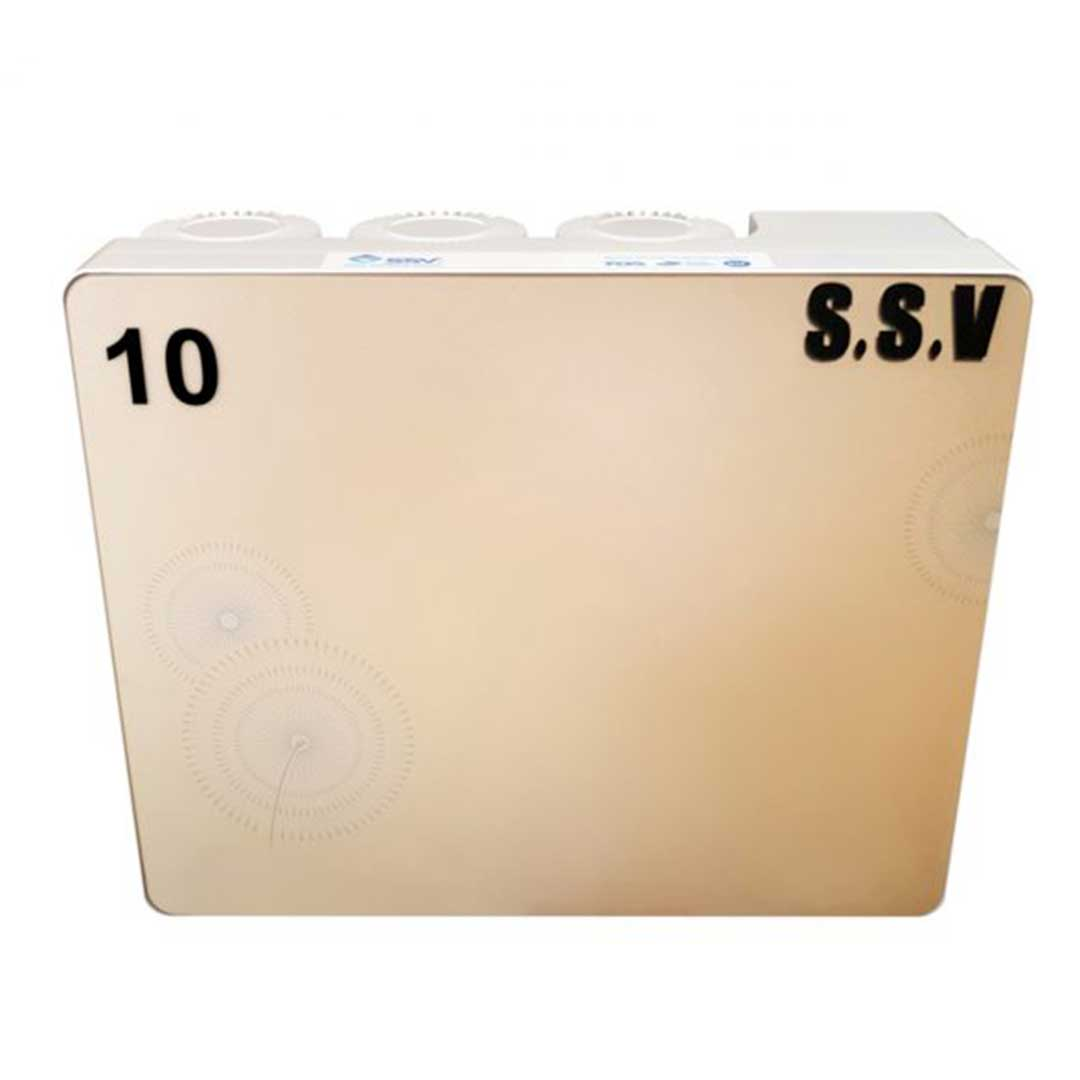 دستگاه تصفیه آب خانگی اس اس وی (SSV) مدل Aramis X 1000