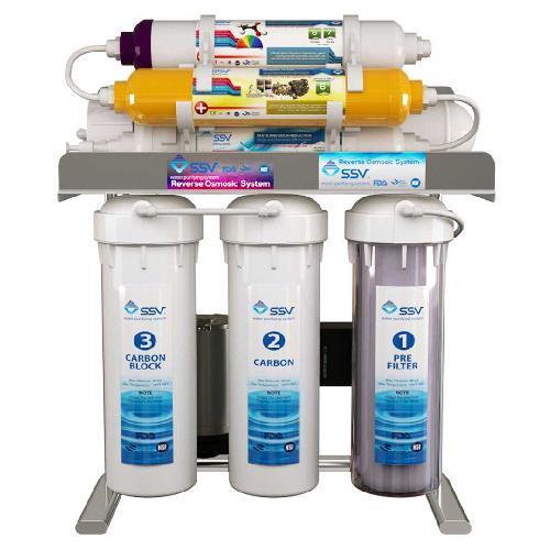 دستگاه تصفیه آب خانگی اس اس وی (SSV) مدل UltraClear X700