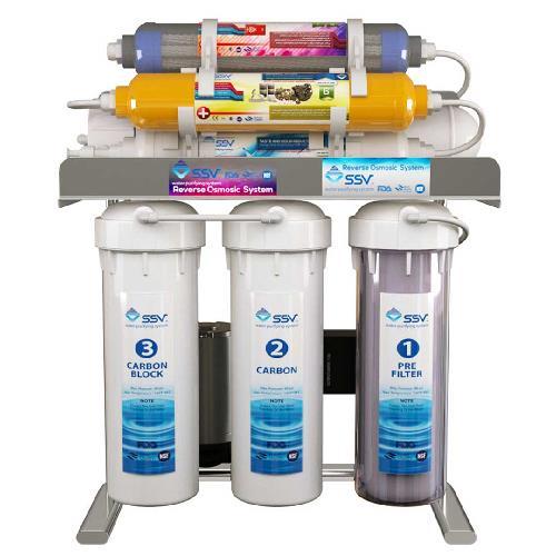 دستگاه تصفیه آب خانگی اس اس وی (SSV) مدل UltraClear X800