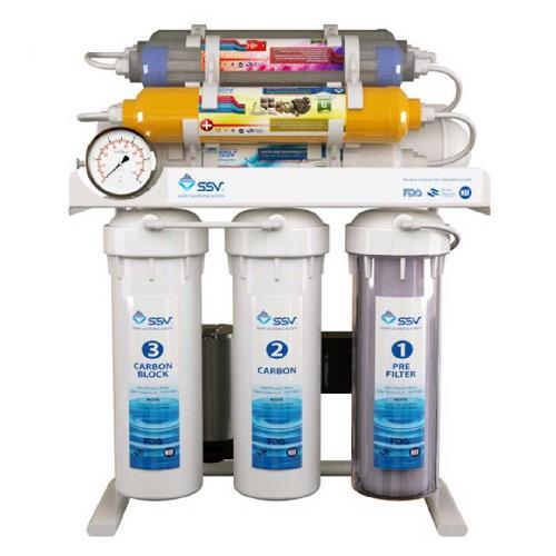 دستگاه تصفیه آب خانگی اس اس وی (SSV) مدل UltraTec X1000