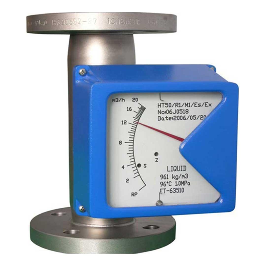 فلومتر فلوتک (Flowtech) مدل 25 تا 250 لیتر در ساعت