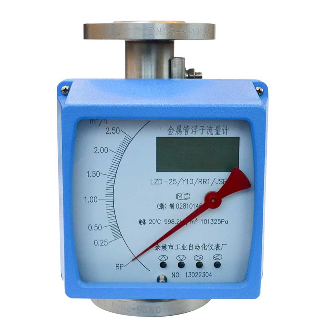 فلومتر فلوتک (Flowtech) 160 تا 1600 لیتر در ساعت