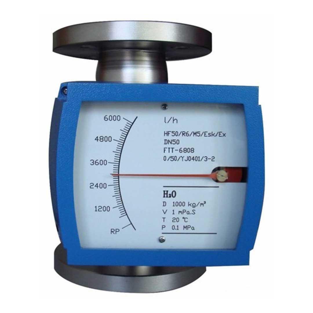 فلومتر فلوتک (Flowtech) 63 تا 630 لیتر در ساعتقطر 25 mm