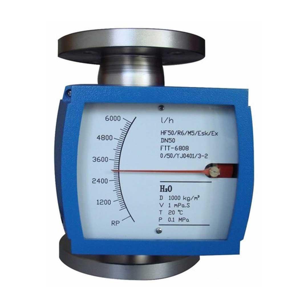 فلومتر فلوتک (FLOWTECH)250 تا 2500 لیتر در ساعت